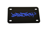 Impaktech Motorcycle License Plates