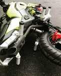 Toce Grom Exhaust