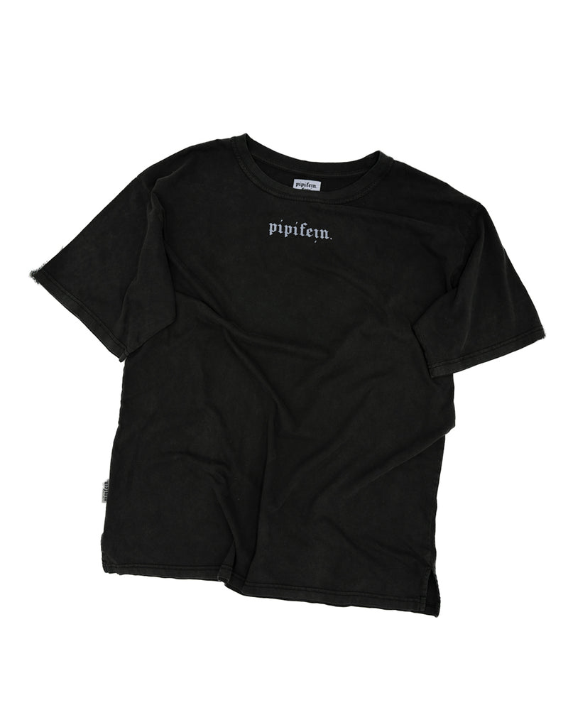PIPIFEIN CREW SHIRT BLACK