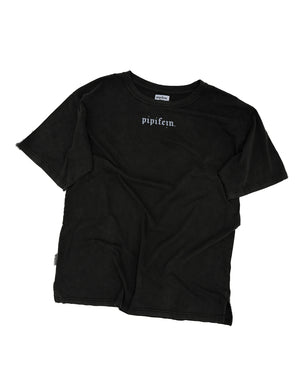 Laden Sie das Bild in den Galerie-Viewer, PIPIFEIN CREW SHIRT BLACK