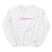 Load image into Gallery viewer, Carb Queen Sweatshirt