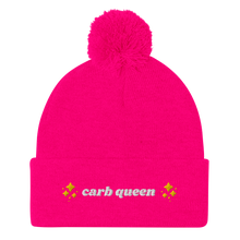 Load image into Gallery viewer, Carb Queen Beanie