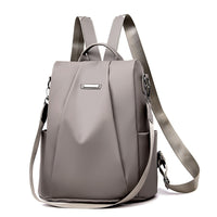 Anti-Theft Oxford Cloth Backpack Men Backpack Women Backpack Travel Bag