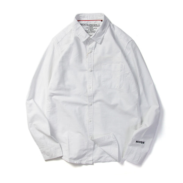 Oxford shirt men