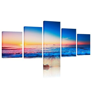 Huge Modern Abstract Wall Hanging Decorations Art Oil Painting Frameless Painting for Home Office