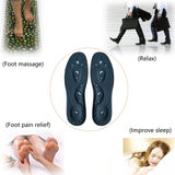 Magnetic massage insoles health massage insoles