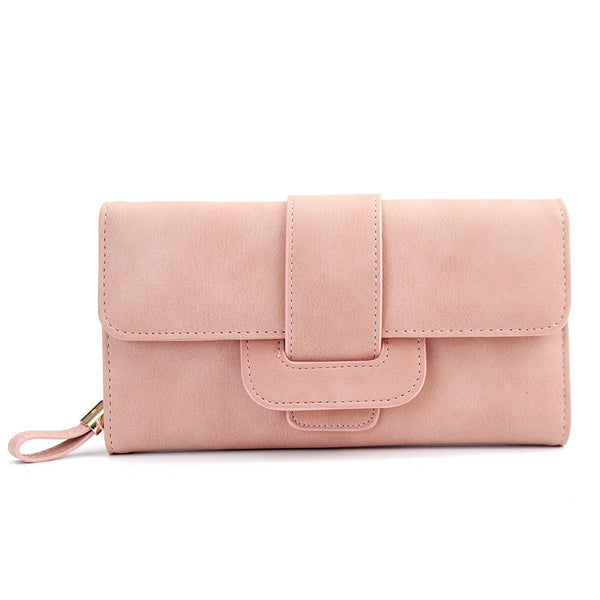 Women Large Capacity Phone Wallet Card Slot Phone Bag Storage Case for Mobile Phone under 5.5