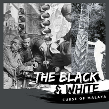 Load image into Gallery viewer, The Black & White Curse of Malaya