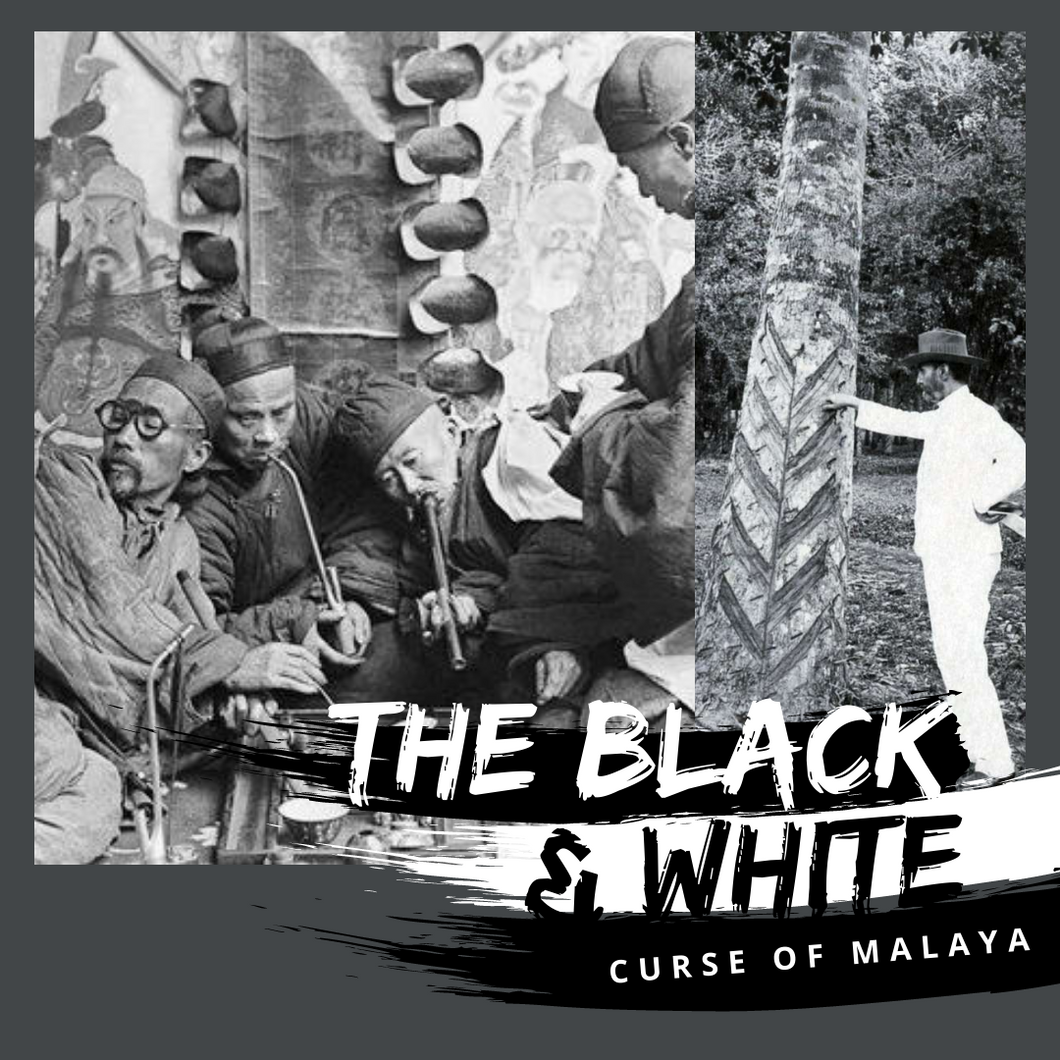 The Black & White Curse of Malaya