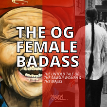 Load image into Gallery viewer, The OG Female Badass Tour: An Untold Tale of the Samsui Women & Majies