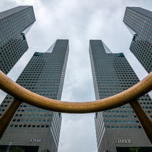Load image into Gallery viewer, The Dragons Tooth: A Battle of Buildings in Singapore