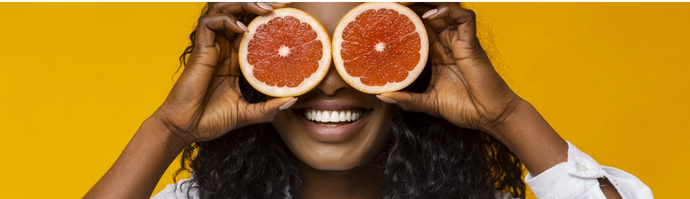 Grapefruit, in our Revitalizing and Boosting mask! What is it for?