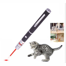 Load image into Gallery viewer, 5MW LED Laser Red Dot Cat Toy