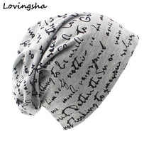 Load image into Gallery viewer, LOVINGSHA HIgh Fashion Hip-hop Beanie