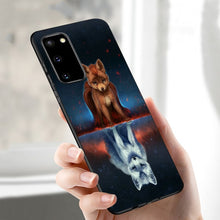 Load image into Gallery viewer, Graphic Art Phone Case for Samsung