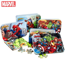 Load image into Gallery viewer, Marvel Avengers Wooden Jigsaw Puzzles