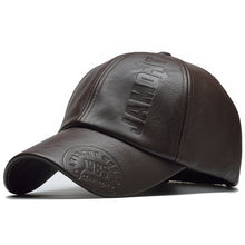 Load image into Gallery viewer, NORTHWOOD Leather Baseball Cap