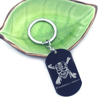 Load image into Gallery viewer, Roronoa Zoro Sword Keychain