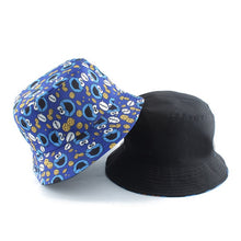 Load image into Gallery viewer, Cookie Monster/ Ernie Hip Hop Bucket Hats