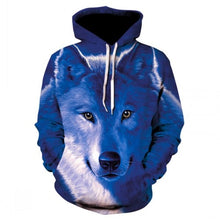 Load image into Gallery viewer, Fashion 3D Printed Animal Hoodies Men's  / Women's