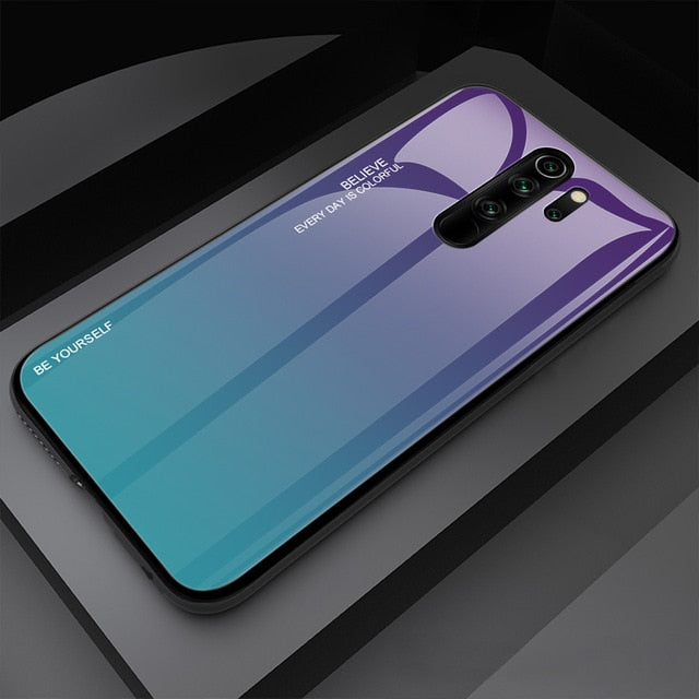 Luxury Gradient Phone Case  For Xiaomi Redmi