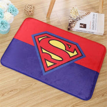 Load image into Gallery viewer, Superhero Printed Anti-slip Welcome Mats