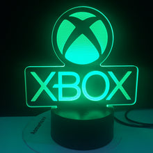Load image into Gallery viewer, XBOX LED Night Light