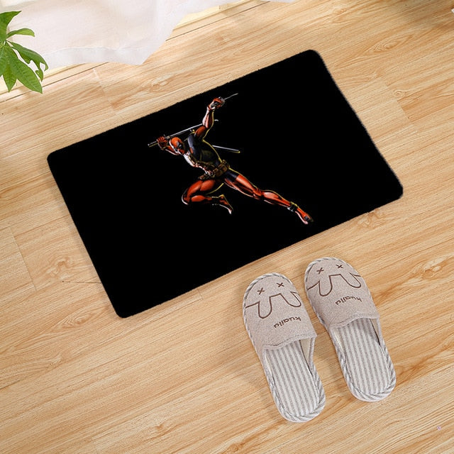 Deadpool Anti-slip Indoor/Outdoor Doormat Floor Mats