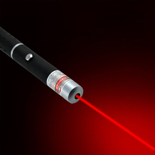 5MW LED Laser Red Dot Cat Toy