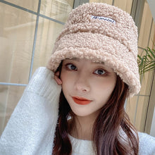 Load image into Gallery viewer, Women's Lovely Winter Teddy Velvet Hip Hop Hat