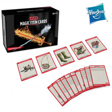 Load image into Gallery viewer, Hasbro D&D Dungeons & Dragons Magic Item Cards