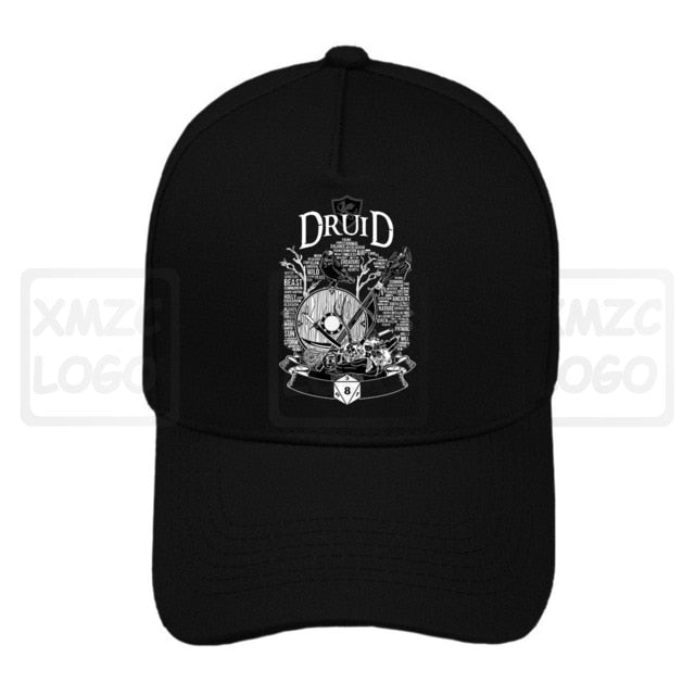 Dungeons and Dragons Class Series Druid Baseball Cap