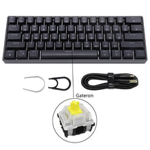 Load image into Gallery viewer, LED Backlit Axis Gaming Mechanical Keyboard For Desktop