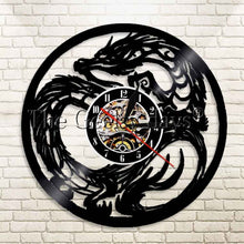 Load image into Gallery viewer, Chic Dragon Wall Clock