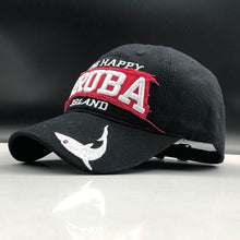 Load image into Gallery viewer, Happy Aruba Island 100%cotton Men Baseball Cap