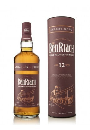 Whisky Benriach 12 ans