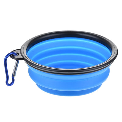 Travel Silicone Bowl Portable - Youdreamwebring