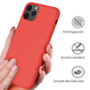 For iPhone 7 6 6S 8 Plus Case Luxury Original Liquid Silicone Soft Cover For iPhone 11 12 Pro X XR XS Max Shockproof Phone Case - Youdreamwebring