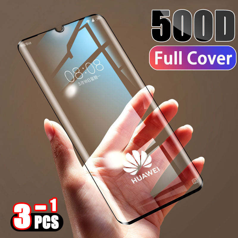 Tempered Full Cover Protective Glass on For Huawei P30 P20 Lite Pro Screen Protector Film For Honor Mate 20 10 9 Lite Pro Glass - Youdreamwebring