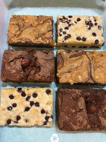 Nutty For You Brownie Collection