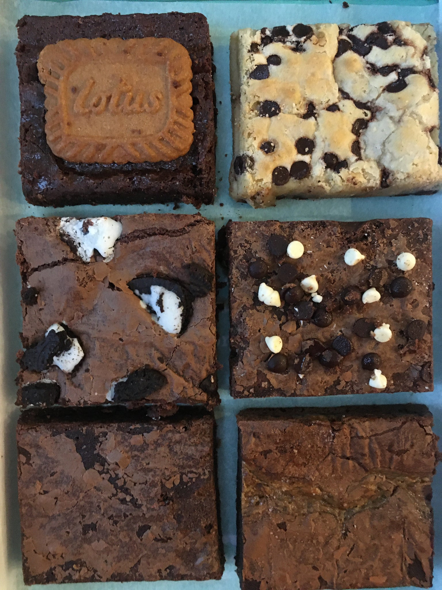 Happy Birthday Brownie Collection