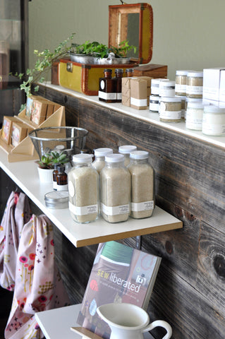 Home and bath products in the Monaluna store