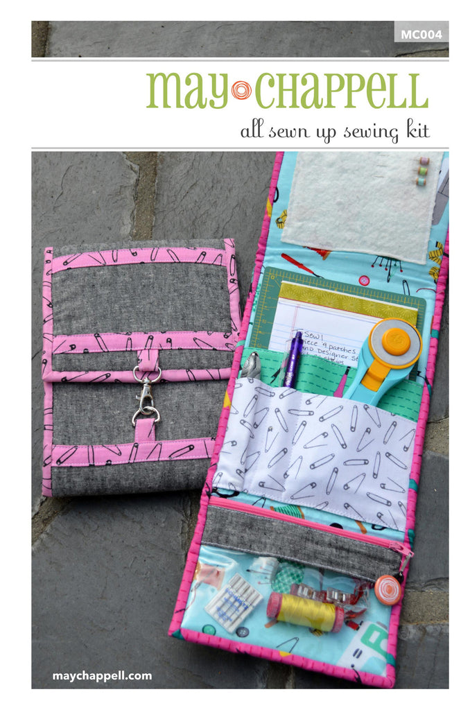 All Sewn Up Sewing Kit by May Chappell