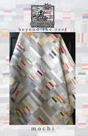 Beyond the Reef Mochi Quilt Pattern