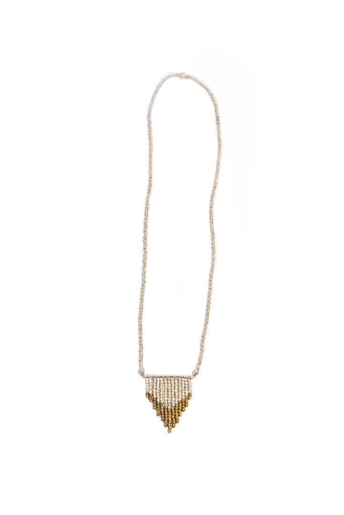 Ombre Arrow Necklace by Ethic