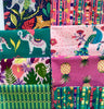 Festival Fat Quarter Bundle - 8 prints
