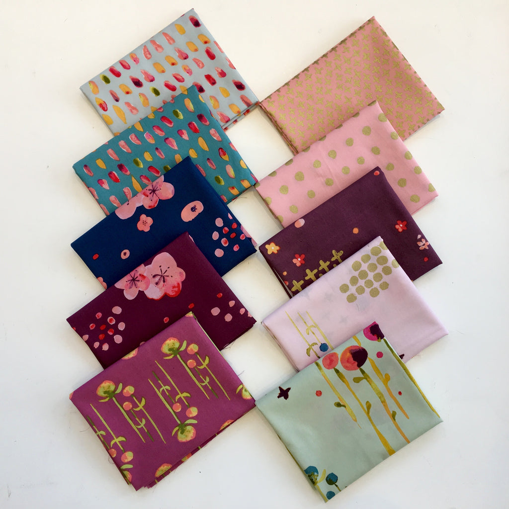 Haiku 2 Fat Quarter Bundle