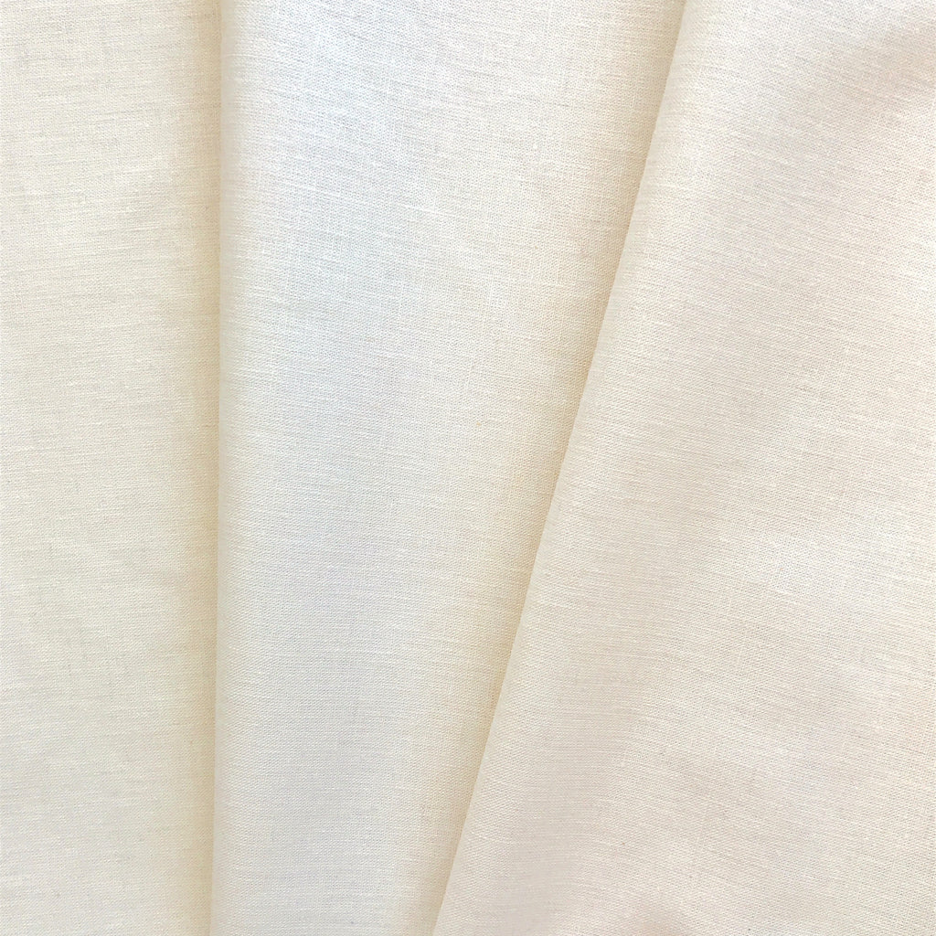 Hemp + Organic Cotton Muslin