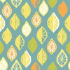 Lemon-Lime Organic Canvas Fabric by Monaluna