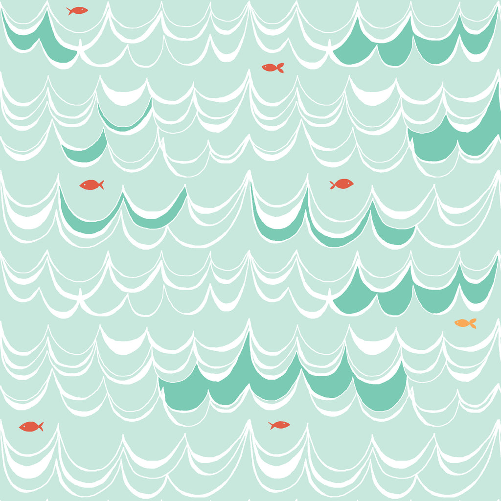 Swim Organic Fabric by Monaluna